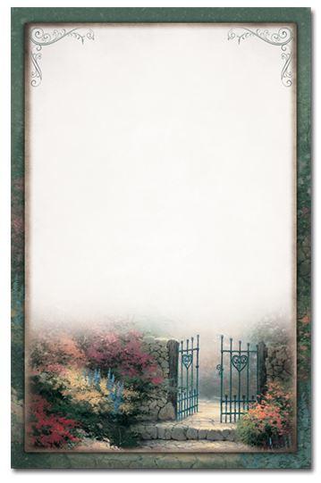 Garden of Promise Memorial Folder - Personalized*