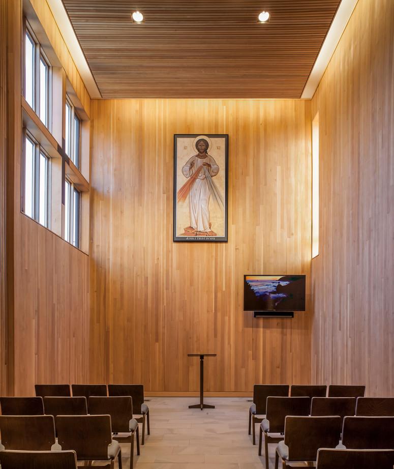 Chapel & Viewing Room