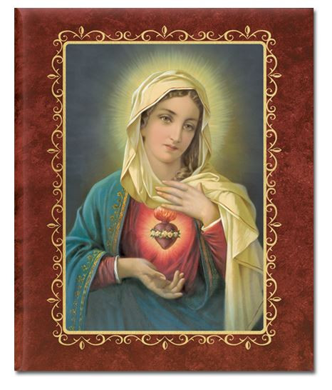 Immaculate Heart of Mary Register Book