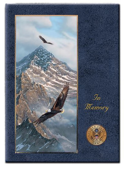 On Freedoms Wings Register Book