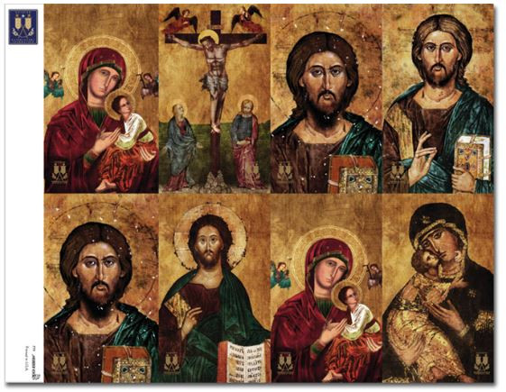 Prayer Cards Vatican Observatory