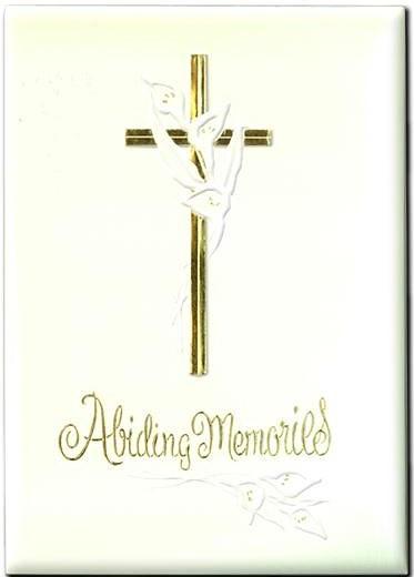 Abiding Memories Register Book