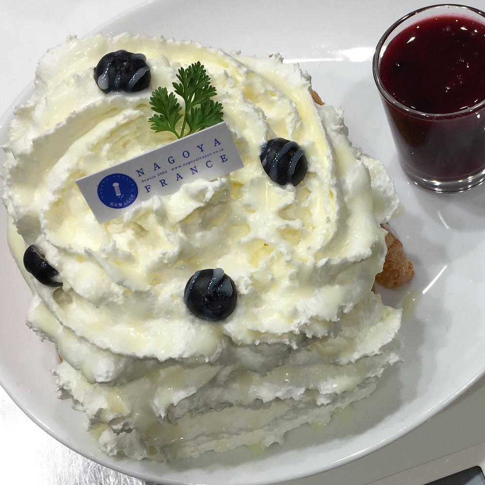 名古屋ふらんす シフォンケーキ