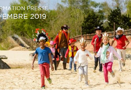 La Mer de Sable - 340.000 aventuriers accueillis en 2019 !