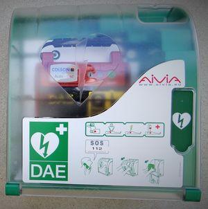 Installation obligatoire de défibrillateur dans les ERP