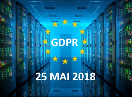 RGPD - vers une mise en conformité pour le 25 mai 2018