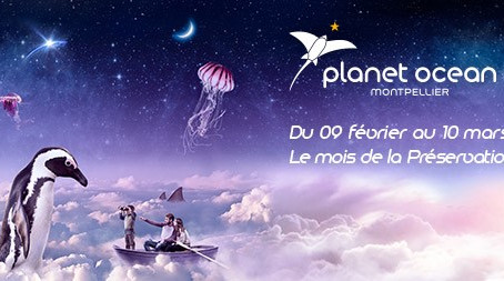 """Planet Ocean Montpellier, conférence """"Zones humides : attention, ça chauffe !"""""""
