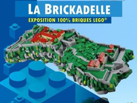Exposition Lego - La Brickadelle à la Citadelle de Besançon
