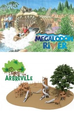 Megalodon river