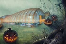 Aqua halloween
