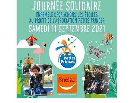 11 septembre 2021 - Journée solidaire au profit de l'Association Petits Princes