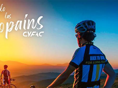 Montée du puy de Dôme à vélo - Les copains Cyfac graviront le sommet du puy de Dôme Samedi !