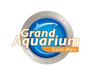 Logo aquarium de Saint Malo