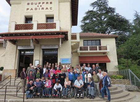"""Les 16 et 17 septembre 2017, Week-end solidaire avec l'association """"Partage-Handicaps"""""""