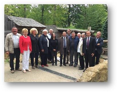Visite du Préfet de Moselle - Jeudi 31 août 2017 / Parc Animalier de Sainte-Croix