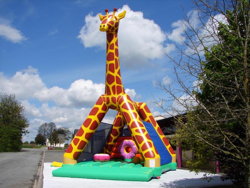 Grande girafe