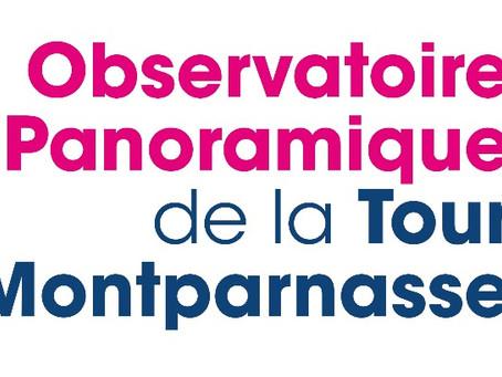 Des cours de yoga au sommet de Paris, à l'Observatoire Panoramique de la Tour Montparnasse !