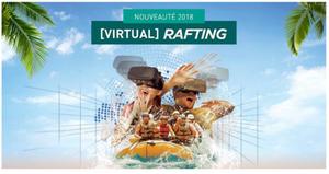 Virtual rafting