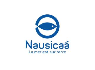 Logo Nausicaa - poisson dans un cercle