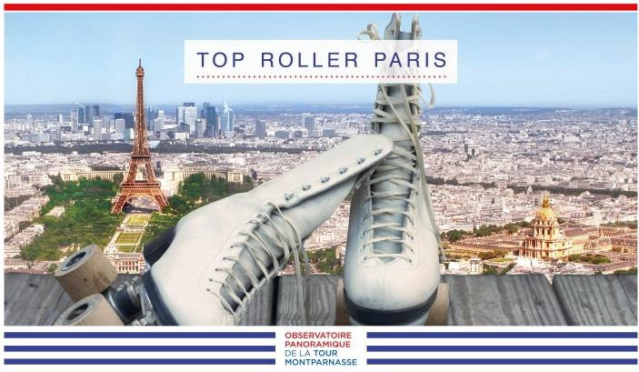 Top roller Paris - Tour Montparnasse