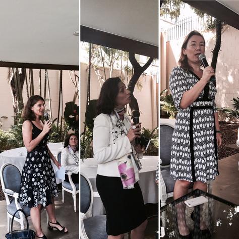 Tamy Tanzilli participa de debate da rede French Executive Women São Paulo
