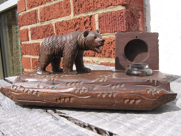 Black Forest Inkstand