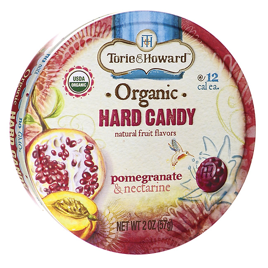 Torie & Howard Organic Candy -Tins