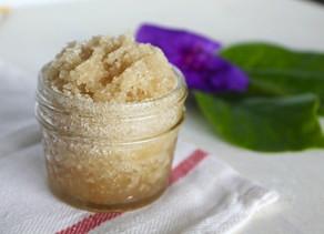 Make Your Own Sugar Scrubs