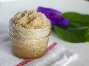 Make Your Own Sugar Scrubs