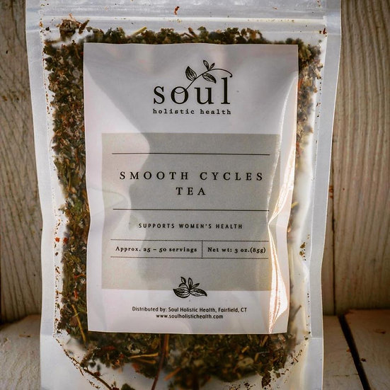Soul Holistic Health Smooth Cycles Tea