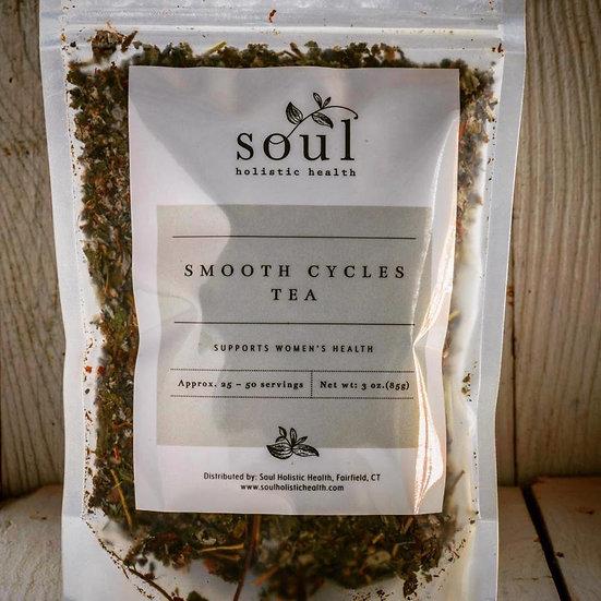 Soul Holistic Health Smooth Cycles Tea