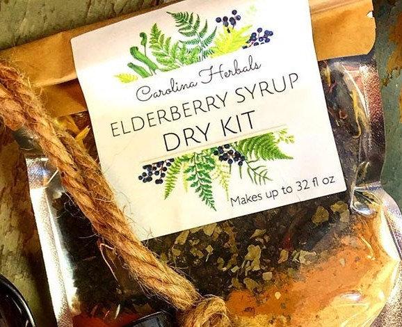 Dry Elderberry Kits