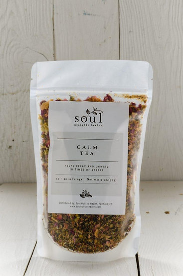 Soul Holistic Health Calm Tea