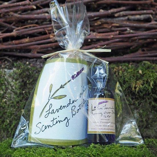 Bonny Doon Farm Lavender Scenting Bottle