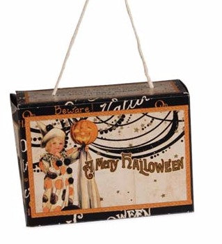 Halloween Children Candy Box by Bethany Lowe Designs