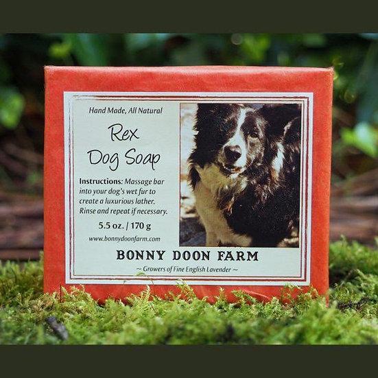 Bonny Doon Farm Rex's Dog Soap