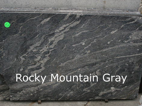 Rocky Mountain Grey
