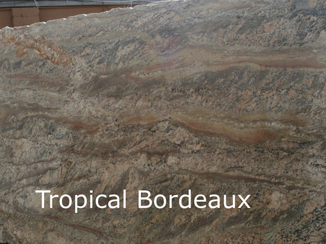 Tropical Bordeaux