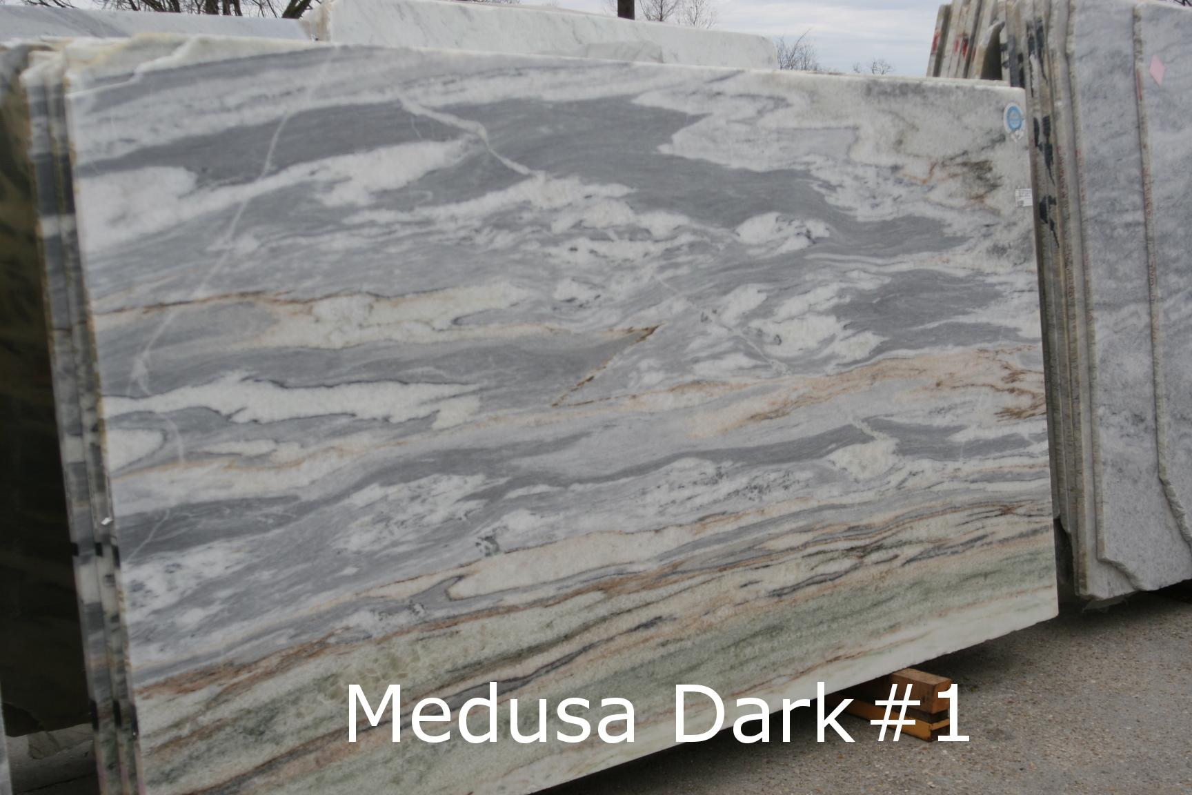Medusa Dark #1