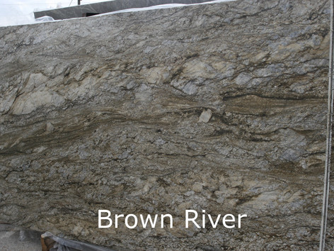 Brown River