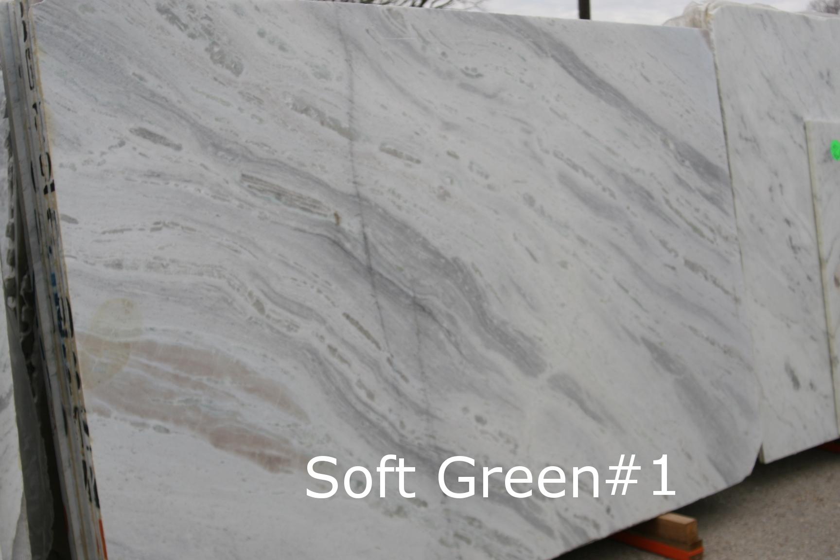 Soft Green #1