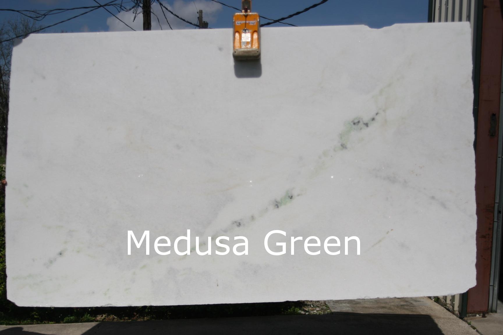 Medusa Green