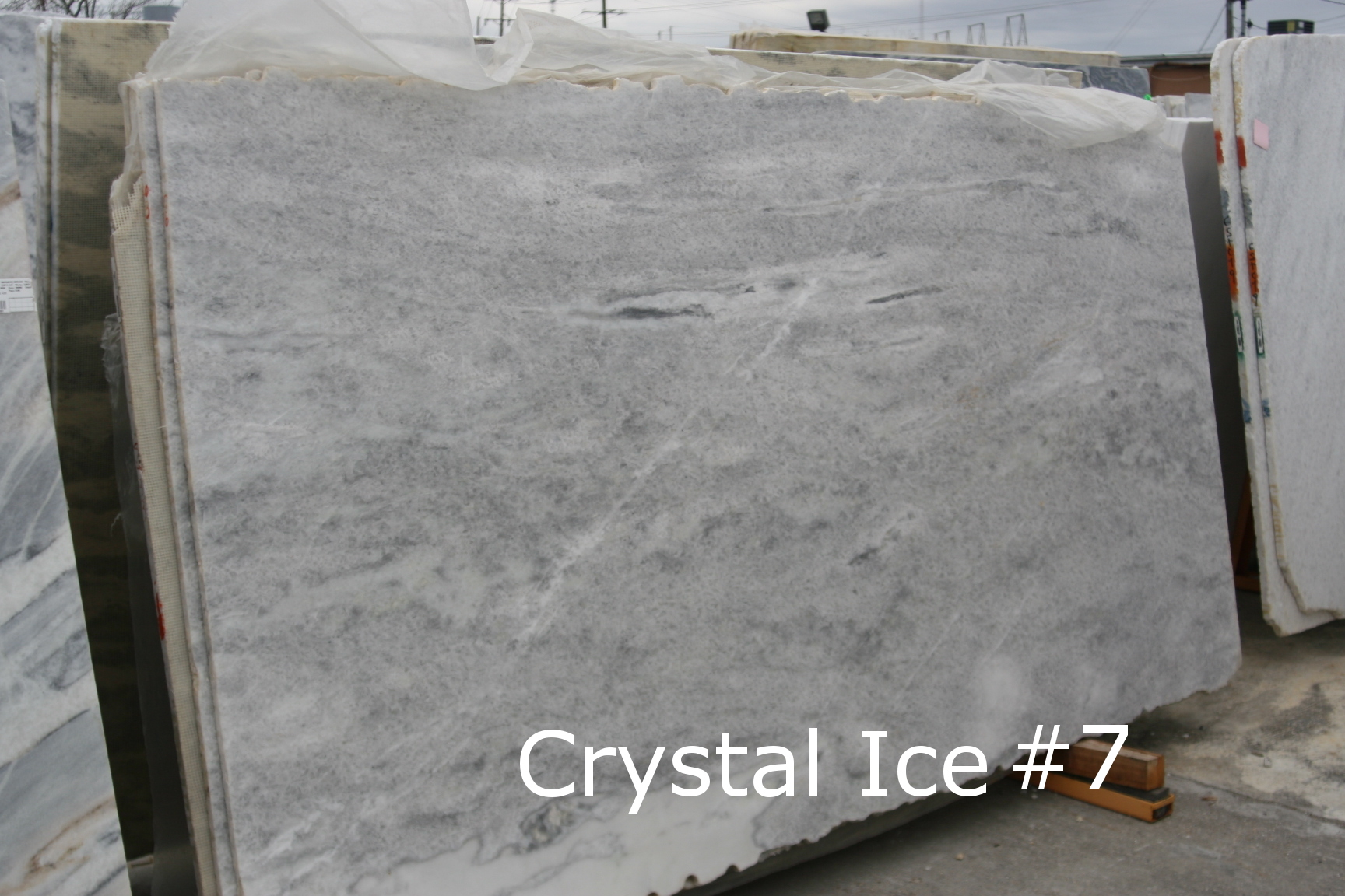 Crystal Ice #7