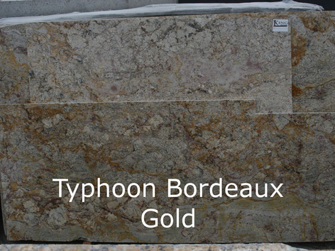 Typhoon Bordeaux Gold