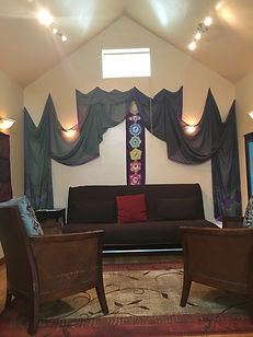 CGA Cottage main room