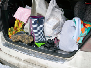 10 THINGS YOU SHOULD HAVE IN THE BOOT OF YOUR CAR