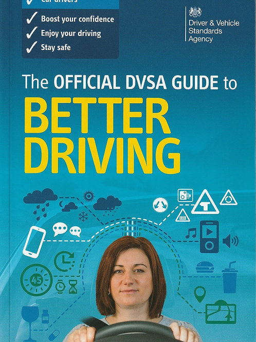 THE OFFICIAL GUIDE TO BETTER DRIVING