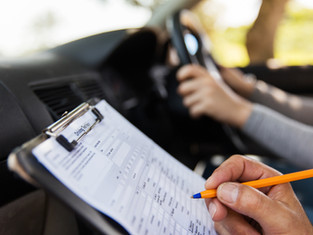MOCK DRIVING TESTS