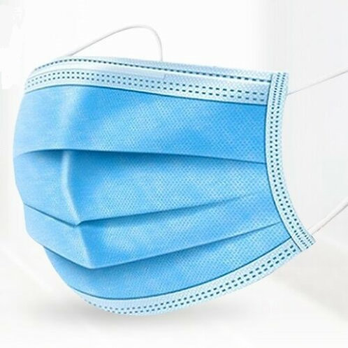 DISPOSABLE SURGICAL FACE MASK