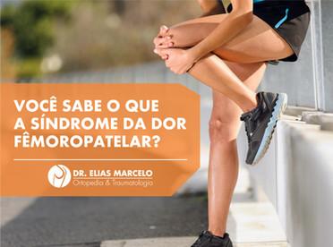 Você sabe o que a síndrome da dor fêmoropatelar?